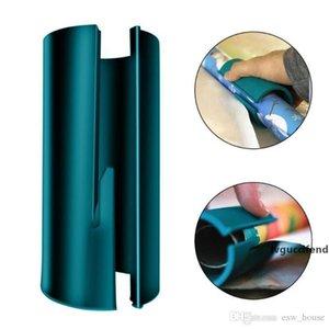 Coupe du papier d'emballage coulissant du papier d'emballage de Noël Roll Cutter Party Craft Secondes rapide Wrap papier Outils de coupe
