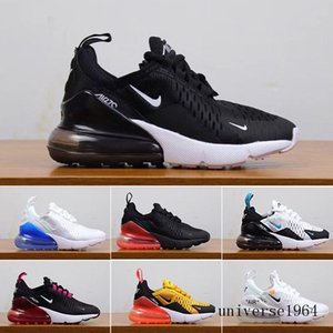 2019 Kids Athletic Shoes Children 27c Basketball Shoes Wolf Grey 27c Toddler Sport Sneakers for Boy Girl Toddler Chaussures Pour Enfant HY9K