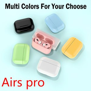 2020 Macaron Air3 Pro TWS Wireless Bluetooth наушники наушники гарнитура Smart Touch Air Earbuds ARI Pro 3