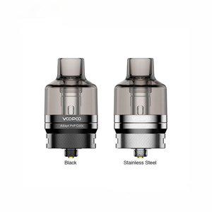 Voopoo PnP Pod Tank with Voopoo VM6 Coils Empty Cartridge 4.5ml Capacity 510 Base Tank Authentic