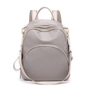 2020 Korean Backpack Women Oxford Waterproof School Bags for Teenage Girls Anti Theft Backpack Travel Mochila Feminina