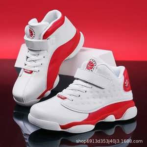 boys basketball in the big 2020 Autumn Basketball shoes children's shoes Children's sneakers Teenager children sneakers