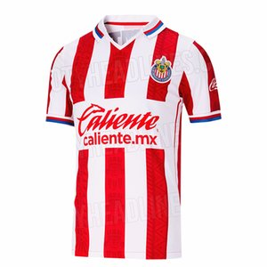 New 2020 2021 Chivas de Guadalajara Home Away Soccer Jerseys 19 20 21 Women Kids Camiseta de Futbol Jersey Kits Football Shirts