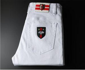 Mode hommes Designer Chemises Pantalons Jeans Hommes Pantalon Slim hommes hommes femmes personnelles hooide T-shirt Veste Homme de chemises