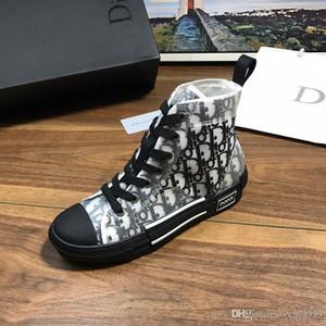 2020 D6 novos homens # 39s mulheres # 39s casuais sapatos da moda de alta-top viagem de alta qualidade ao ar livre sapatos desportivos entrega rápida em orig