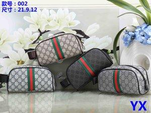 2020 New High Quality Fashion Black GUCCİ Genuine Leather Women's Handbag Luxury Designers Women and Men Handbag Free Shipping