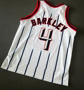 Custom Men Youth women Charles Barkley Basketball Jersey Size S-6XL or custom any name or number jersey