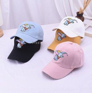 Little Flying Elephant baseball cap children's baseball cap 2-8 years old male and female children's duck tongue sun hat
