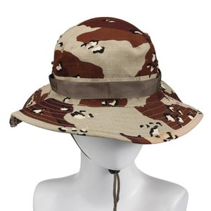 Sun Hat Panama Bucket & Caps Hats, Scarves & Gloves Flap Hat Breathable Boonie Multicam Nepalese Boonie Camouflage Hats Outdoor Fishing Wide