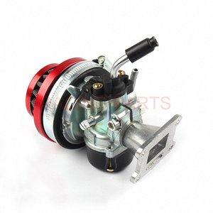 Performance 19mm Carb Carburetor Air Filter For 37cc Water Cooled 2-stroke 47cc 49cc Mini Dirt Pocket Bike ATV Quad Motocross 7ISp#