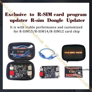 R-SIM Dongle Updater Smart Unlock Card Upgrading Kit For ISO 13.X 11 Pro Max 11 XS Max X  5 6 7 8