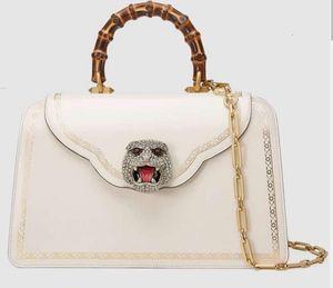 2019 Frame print leather top handle bag 495881 Women Fashion Shows Shoulder Bags Totes Handbags Top Handles Cross Body Messenger Bags