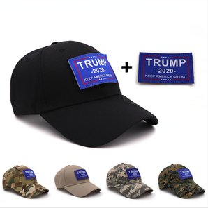 Donald Trump Snapback 2020 USA President Keep America Great Baseball Caps Summer Outdoor Cotton Adjustable Hat DDA155