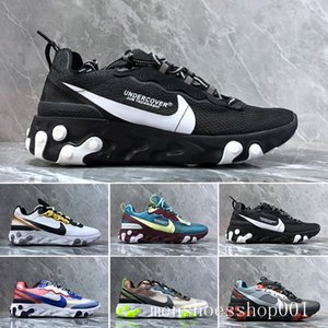 Hot Sale 2018 Piet Parra x 1 Running Shoes Men Women Parra 87 white multi-color Wotherspoon New Sports Sneakers Running Trainers OLU5N