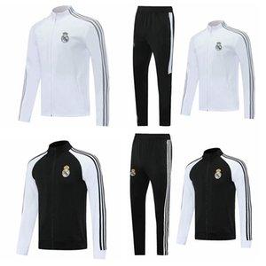 Top 2020 Реал футбол куртка Модрич Tracksuit 20 21 ОПАСНОСТИ chandal 2021 Asensio ISCO футбол Джерси тренировочные костюмы спортивная одежда