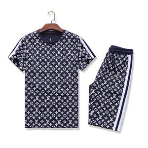 Louis Vuitton Hommes Courir Survêtement survêtements voir Mode Automne Hommes Survêtements Jogger Costumes Veste Pantalons Ensembles Sporting hommes d'impression costume