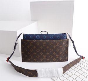 M43854 de haute qualité moyenne Marque Bracelet Sac Designer hommes et femmes S Sac à main Sac à bandoulière: 17x14x2cm