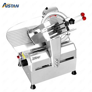 300A Highly Efficient Electric Full Automatic Meat Slicer Chicken Meat Cutting Machine 110V 220V Stainless Steel
