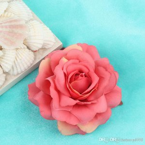 Fake Flower Heads DIY Artificial Peony Flowers Multi Color For Wedding Party Home Decorative Fashion Supplies 1 43wj ii