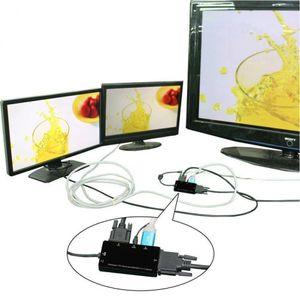 HDMI VGA DVI 오디오 케이블 어댑터 컨버터 PC 유니버설 1 디스플레이 포트 (DP) 남성에서 VBESTLIFE 4