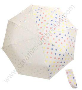 Ex-factory customized OEM windproof promotion logo printing water flower parasol anti-thunder fiberglass magic change umbrellas