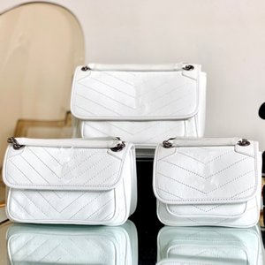 Женский цепи пакет Почтальон сумка женщин сумка из натуральной кожи Мода Thread черный Засов Внутренняя молния металла Письмо Бесплатная доставка