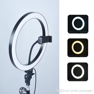 145MM 160MM LED Dimmable Lamp Live Fill Light Studio Camera Ring Photo Self-timer Flash Enhanced Photography Cable Not In Youtube Live Ins