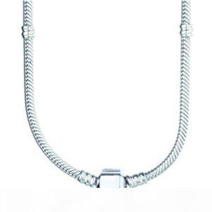 KIŞ Collier KOLYE Özünün fahmi% 100 925 Gümüş çekicilik MASAL TIARA KOLYE sonsuz şıklık KOLYE KALPLERİ