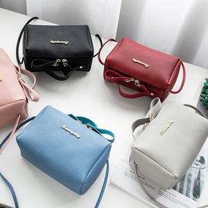 new fashion women's single shoulder puladies women bag fashion bags litchi pattern small women's bag