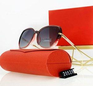 Designer Polarizerd Sunglasses for Mens Glass Mirror Gril Lense Vintage Sun Glasses Eyewear Accessories womens with box