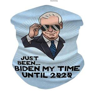 Biden Buff Maschera Bandane Con PM2.5 bambini filtro Multi-Purpose lavabile Balaclava Viso er Prot # 598