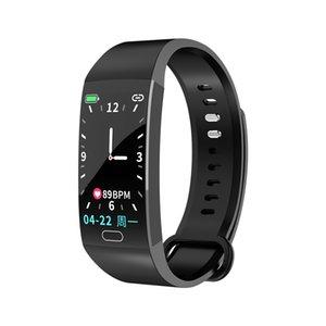 RD11 IP67 1,14 HD pantalla de color de la manera monitorinf spoprt inteligente deportes Bracecet La frecuencia cardíaca paso Para la banda reloj Smart Watch Hombres Mujeres
