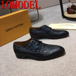 2020 luxurious Men's Fashion Design Gommino Man Trending Casual Shoes skull Rhinestone Charm wedding dress prom Footwear Size 38-45