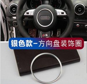 autocollant du volant de autocollants de décoration intérieure de voiture pour udi 1 6 A5 A7 A3 A4 Q3 Q5 S3 S5