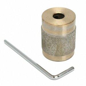 1 po de diamètre standard diamant Grinder cuivre Bit outil pour Vitrail Broyage Bubm #