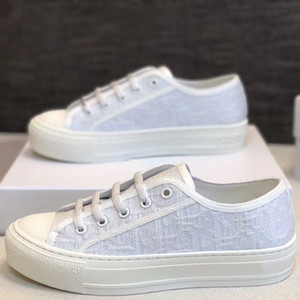 """حذاء رياضة المائل النساء WALK'N """"قماش التطريز حك نسيج أحذية الزهور عارضة المنخفضة قطع الأحذية حزب المدرب في الهواء الطلق عداء"""