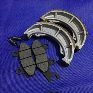 Accesorios de motos TR150S HJ150-16A GA150 del freno de disco delantero abajo de la bomba pastillas de freno trasero pads de batería