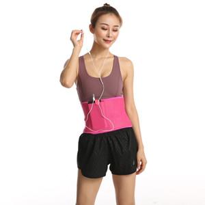 Formadores de cintura ajustável espartilho flexíveis Roupa emagrecimento melhorar a forma Postura Elastic Shapewear Body Fitness Abastecimento estiramento Forma 9LQ C2