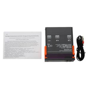 MH1210W AC90-250V Dijital Sıcaklık Termostat Regülatörü Kontrol -50 ~ 110 ° C Isıtma Kontrol NTC sensörü Soğutma