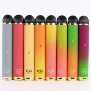 Nueva soplo Bar dispositivo desechable de la vaina 1600 Golpea mezclan colores soplo de flujo 8 estilo 600mAh 4 ml de Vape pluma 1000 Puffs venta caliente