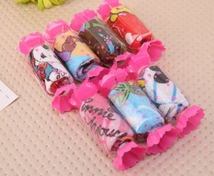 2020 hot sale Creative gifts Wedding gift Children's birthday gift Cake towel Candy modeling Home Textiles