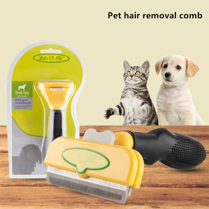 Manufacturers three generations of pet combs cat and dog hair comb pet combed apart brush dog comb pet supplies