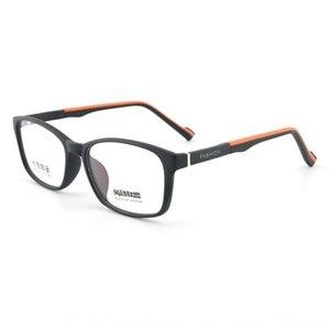 Рамка мужская Близорукость мужские близорукости очки подростков сверхлегких TR90 очки 8011