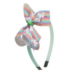 8 Inches Baby Girls Hair Bow Clips Ribbon Hairpins 8 Inches Baby Girls Hair Bow Clips Ribbon Hairpins I comecase CeydB