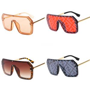 AEVOGUE Doppel F Sonnenbrille 2020 Frauen Unisex-Niet-Retro-ursprünglicher Entwurf Holz Druck Masculino UV400 AE0683 # 906