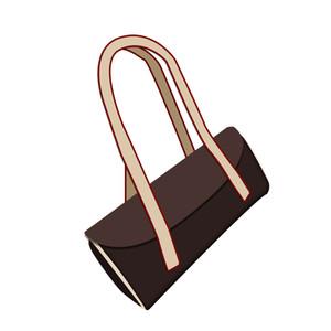 Vintage Buchstabemuster Damen kleine Handtasche kurze Gurt Umhängetasche Mobile Wallet Französisch Brotbeutel der Qualitätsdamen echtes Leder handb