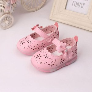 Children Casual Shoes Brand Toddler Girls Shoes Summer Fashion Princess Baby Girls Sandals Kid Casual For