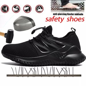 2020 Winter Work Safety Outdoor Sports Hiking Shoes Men Waterproof Fishing Anti-skid Climbing Trekking Male Hunting Boots