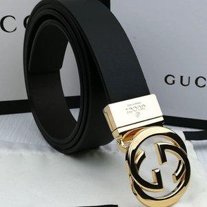2020 mode ceinture de loisirs de haute qualité est la largeur femme 3.4cm et hommes design de luxe # 160; Marque 1Ggg ceinture 1GCuir