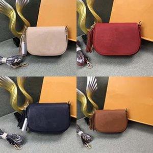 New Brand Designer Fashion Women'S Luxury Bag Sleek Minimalist Shoulder Messenger Bag Ladies PU Leather Handbag Brand Chain Wild Par#818
